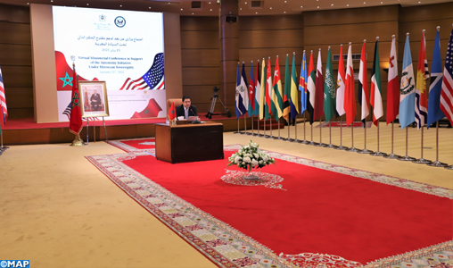 International Support for Autonomy Initiative Heralds New Era of Peace and Prosperity for the Region