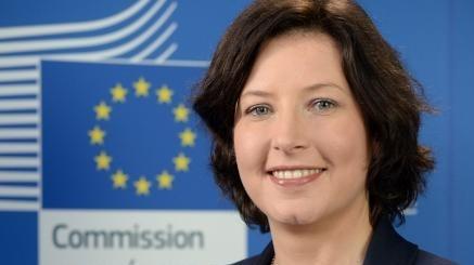 Catherine Ray, porte-parole de l'Union européenne.
