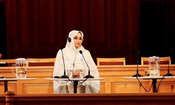 Quand la vipérine Aminatou Haidar incite le gouvernement suédois à reconnaître la «rasd»