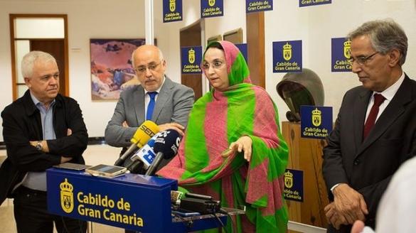 Sahara: les pleurnicheries crocodilesques de la séparatiste Aminatou Haidar