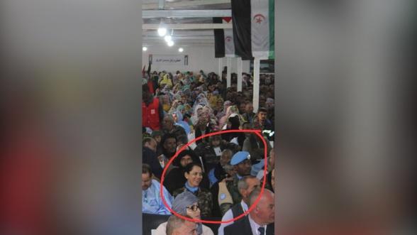 """Présence de deux Casques bleus au """"15è congrès du polisario"""": pourquoi la réponse de l'ONU ne (nous)"""