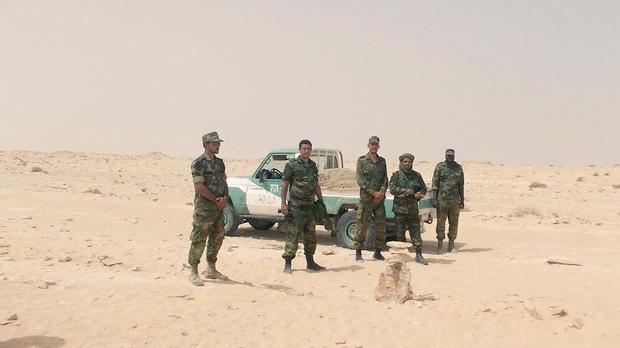 Polisario Militia