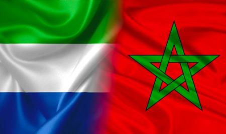 Maroc SierraLeone-