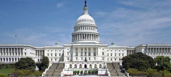 Le Capitole, siège du Congrès des Etats-Unis, à Washington.