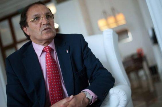 Ahmed Moussa, consul du Maroc à Las Palmas
