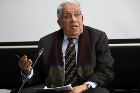 اليازغي: حراك الجزائر وإسقاط بوتفليقة لا يخدمان ملف الصحراء