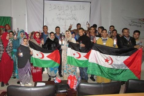 غالي يحشدُ طلبة جبهة البوليساريو لإرهاب الجامعات داخل المغرب