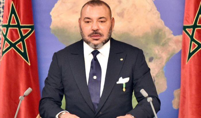 Marche verte : Discours du roi Mohammed VI depuis Dakar