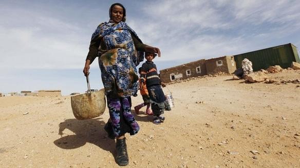 Les dirigeants algériens et polisariens n'ont aucun respect humain pour les embastillés des camps de