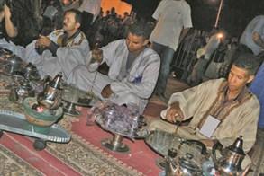 الشاي في جنوب المغرب طقوس تراثية لا تشيخ