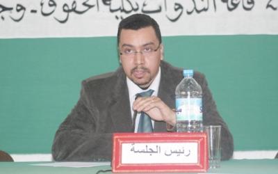 الدكتور خالد شيات، أستاذ العلاقات الدولية
