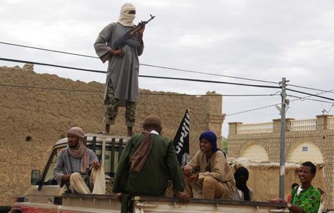 Milice de AQMI soutenu par l'Algérie