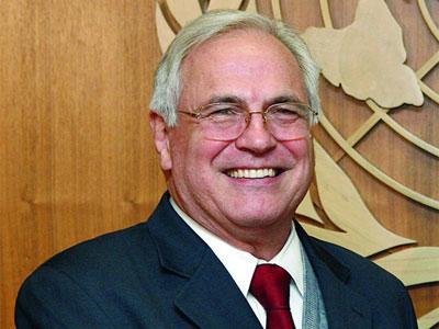 Christopher Ross UN envoy