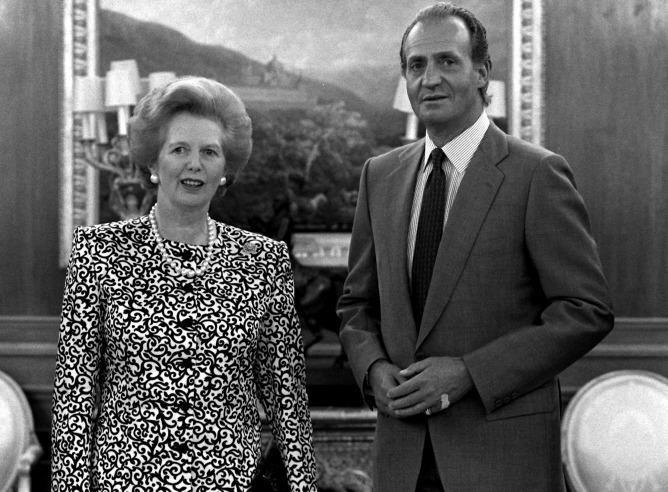 Histoire : Margaret Thatcher, Juan Carlos, Hassan II et l'avenir de Gibraltar [Document secret]