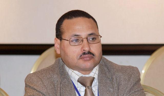 Ahmed Bouz, politologue