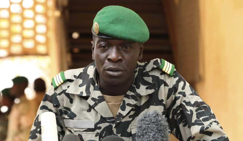 Haya Amadou Sanogo, l'homme fort du Mali