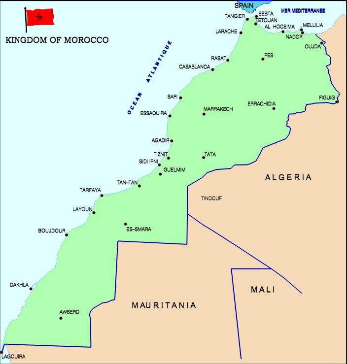 Morocco New Diplomatic Postures Unnerve Algeria Sahara Question