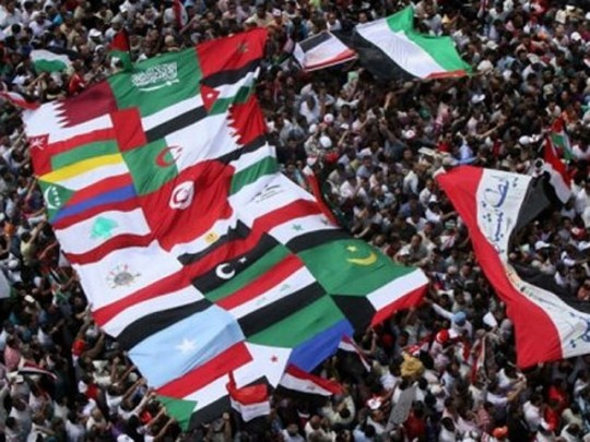 Is Algeria the Odd One Out in the Arab Spring?