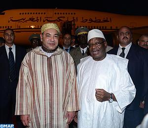 Une visite historique du Roi du Maroc au Mali