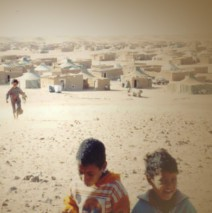 The forgotten refugees of the world live in Tindouf Algeria. Anyone listening?