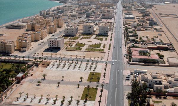 Développement de ma région de Sahara Marocain