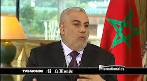 Abdelillah Benkirane s'est étalé sur les relations maroco-algériennes.