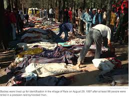 History: Algerian Regime Responsible for Massacres