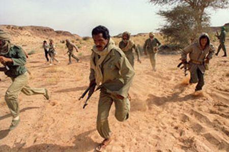 Polisario mercenaries
