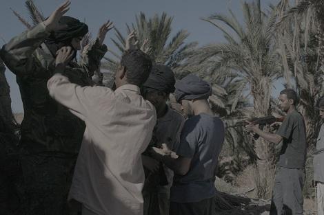 """""""حياة مجاورة للموت"""".. فيلم يكشف مخطط إنشاء دولة في الصحراء"""
