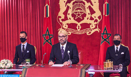 HM the King: Morocco Will Not be Affected by Useless Provocations and Desperate schemes of Other Par