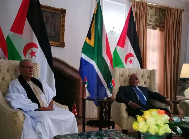 Zuma & Ghali