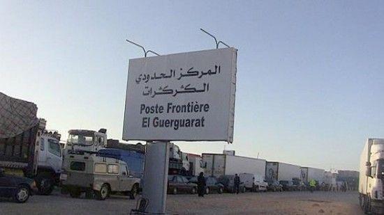 Sommé par l'ONU de ne pas obstruer le commerce à El Guerguerat, le Polisario joue la carte de la vic