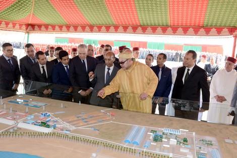 انطلاق التحضير لبناء جامعة محمد السادس للبوليتكنيك في الصحراء