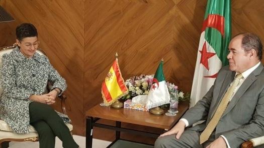 La MAE espagnole a mis «chaos» Alger et son appendice polisarien