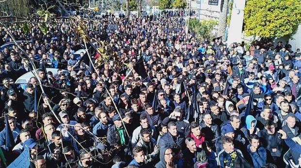 La manifestation qui a eu lieu ce samedi 16 février en Kabylie, est certainement la plus grande jamais enregistrée depuis l'annonce de la candidature de Bouteflika pour un 5è mandat.