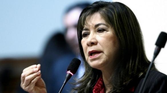 Martha Chavez, experte péruvienne.