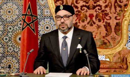 SM le Roi: L'initiative d'autonomie constitue la seule voie possible pour un règlement du conflit du Sahara marocain