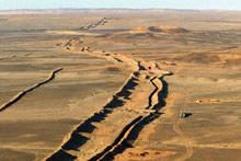 الجيش المغربي يغلق نقاط التسلل القديمة للبوليساريو