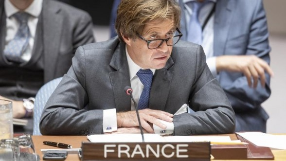 France Calls for Not Hampering Trade and Civil Traffic in Guerguerat
