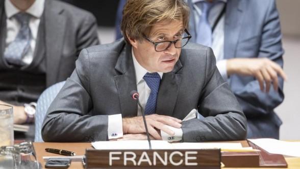 La France appelle à ne pas entraver le trafic commercial et civil à Guerguerat