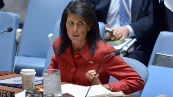 Nikki Haley, ambassadrice des Etats-Unis à l'ONU, assure la présidence US du Conseil de sécurité pendant ce mois d'avril.