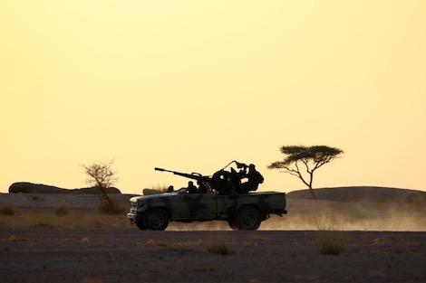 الحدود الجزائرية الموريتانية: البوليساريو تقتل موريتانيين اثنين
