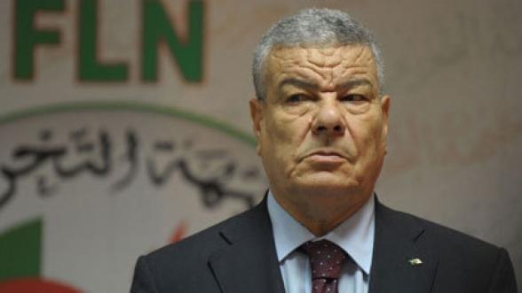Amar Saâdani, Secrétaire général du FLN.