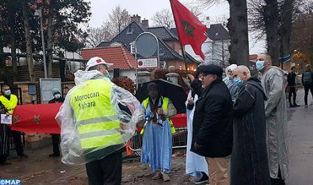 Danemark : Devant la détermination des patriotes, l'imposture s'effiloche