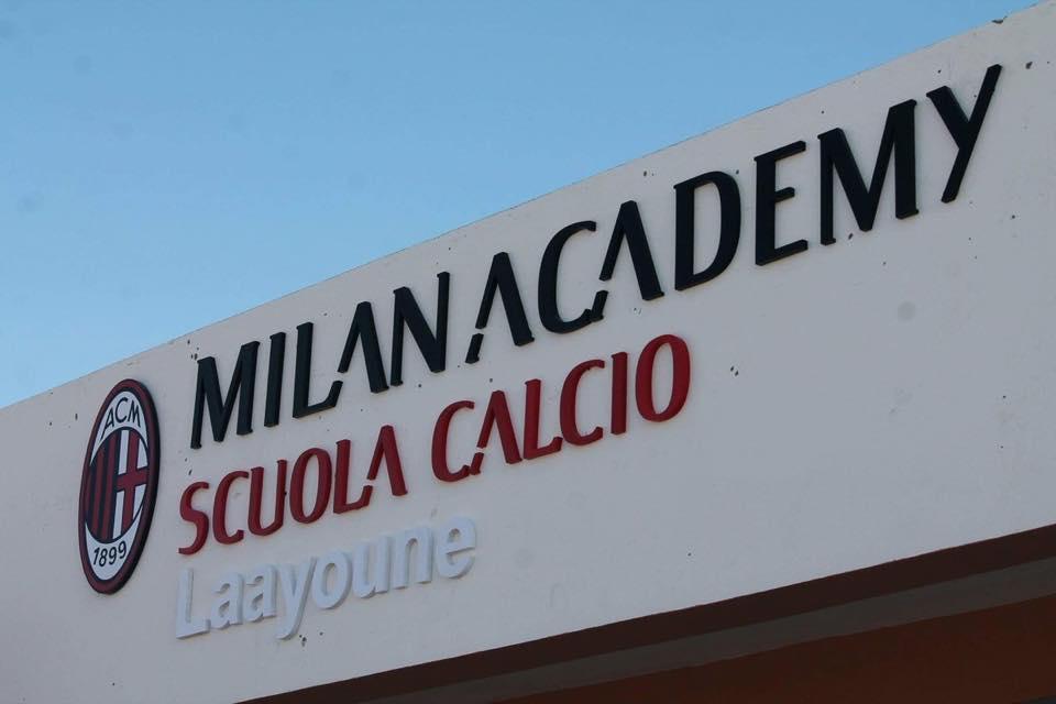 school ac milan western sahara laayoune