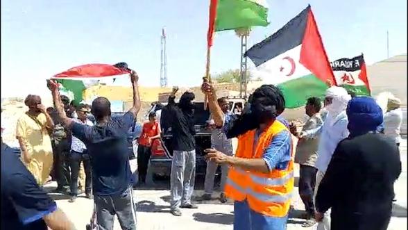 VIDÉO. TINDOUF: LA LONGÉVITÉ DU CONFLIT DU SAHARA DRESSE LES SÉQUESTRÉS CONTRE LA DIRECTION DU POLISARIO