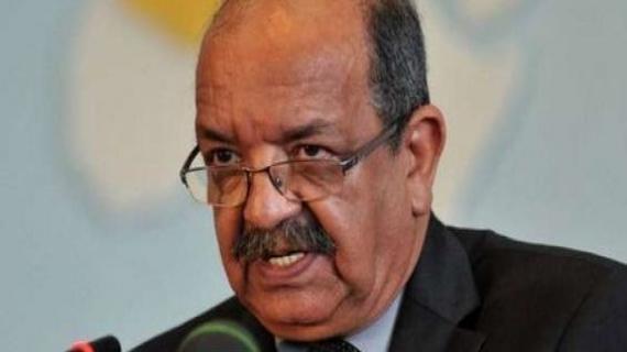 Abdelkader Messahel, ministre algérien des affaires maghrébines et africaines. /TSA