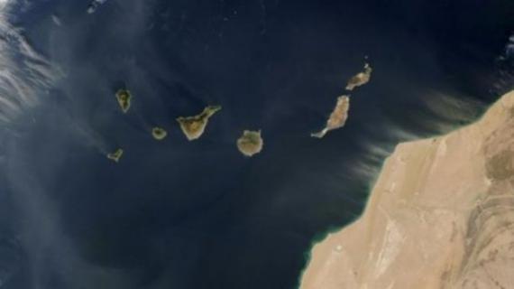 Les provinces du Sud et les îles Canaries.