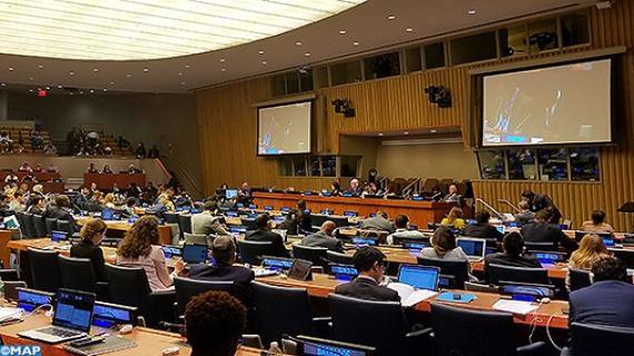 ONU: la 4è Commission réaffirme son soutien au processus politique pour le règlement du différend r