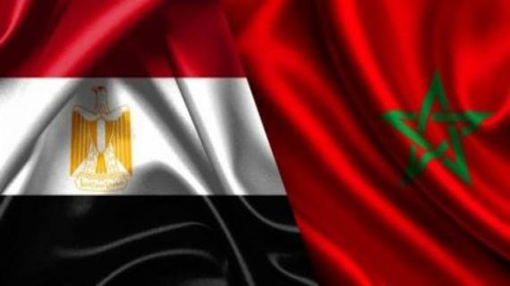 maroc egypt